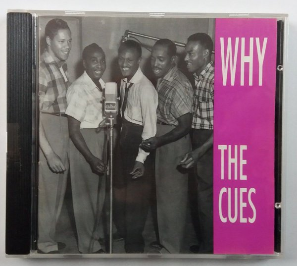 CD The Cues - Why - Importado