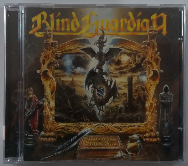 CD Blind Guardian - Imaginations from the Other side