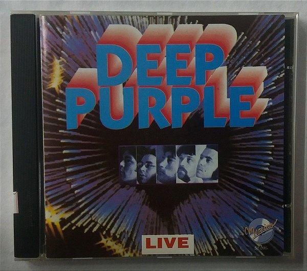 CD Deep Purple - Live