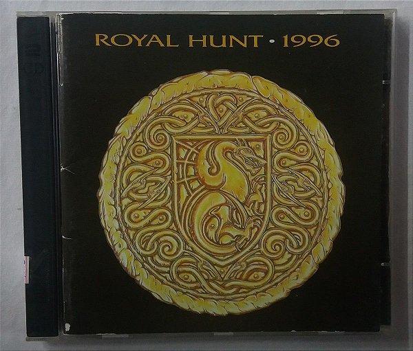 CD Royal Hunt - 1996 - Importado