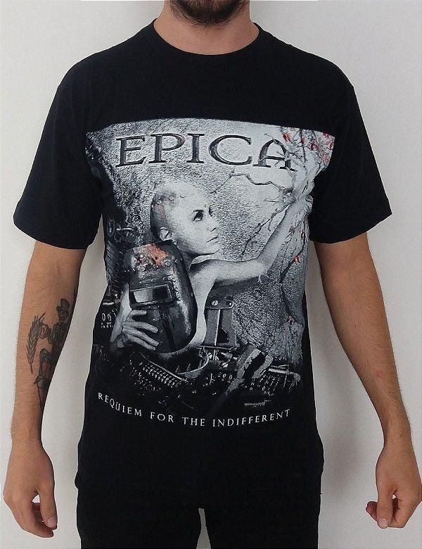 Camiseta Epica - Requiem for the Indifferent