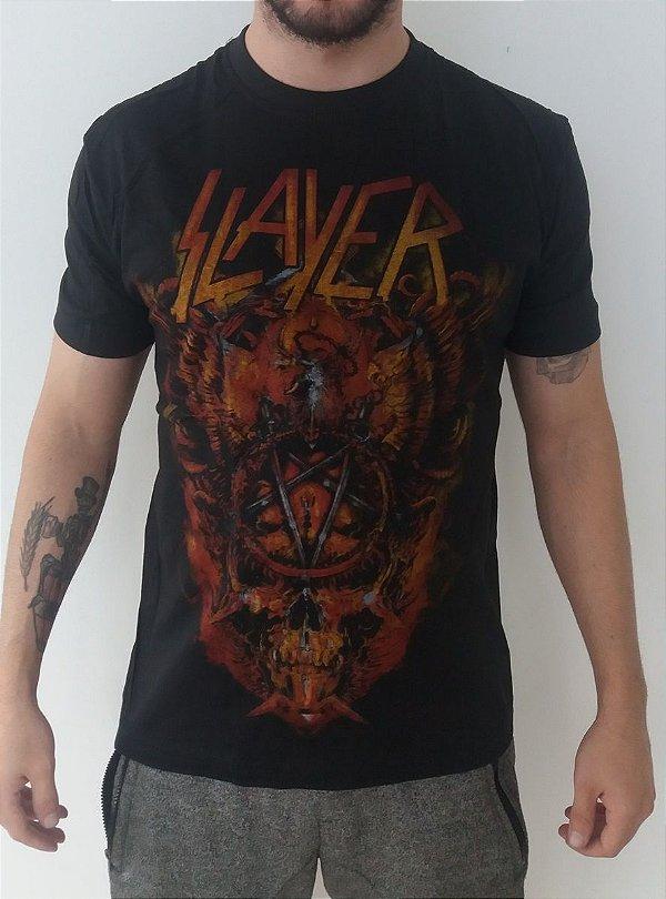 Camiseta Slayer - Greatest Hits