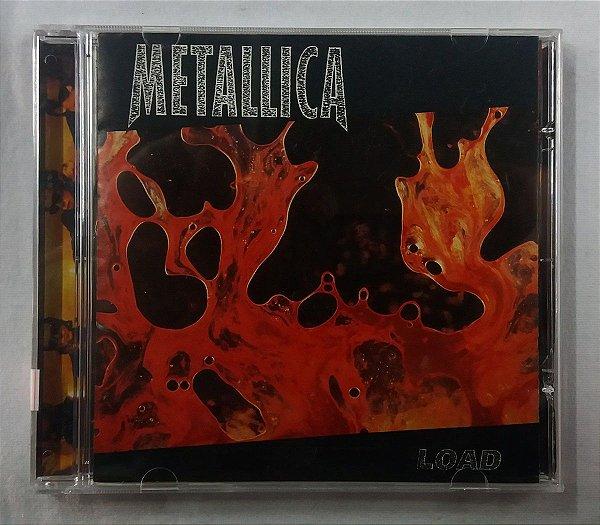CD Metallica - Load