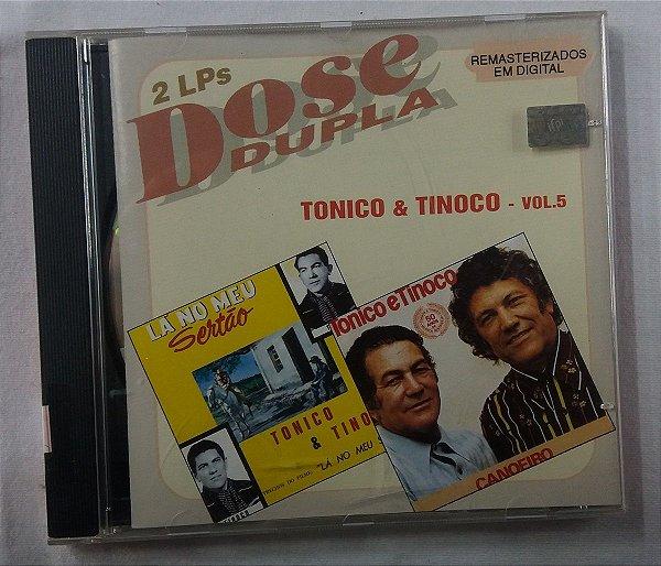 CD Dose Dupla: Tonico & Tinoco - Vol. 5