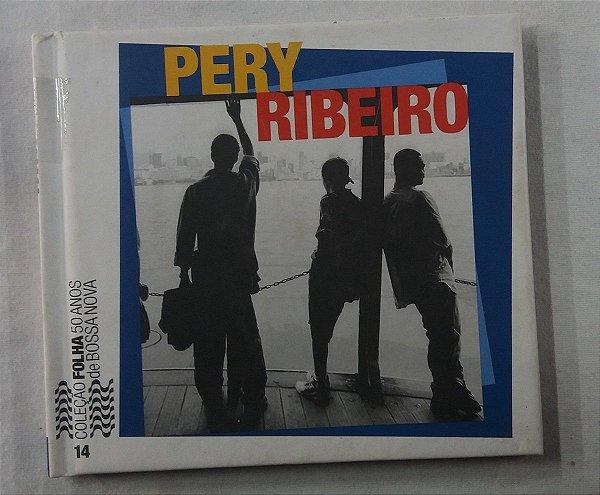 CD Pery Ribeiro -  Coleção Folha 50 Anos De Bossa Nova Vol 14
