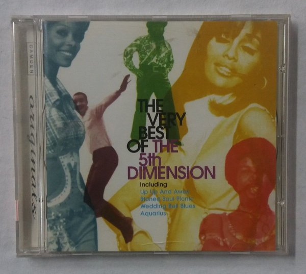 Cd - The Very Best Of The 5th Dimension