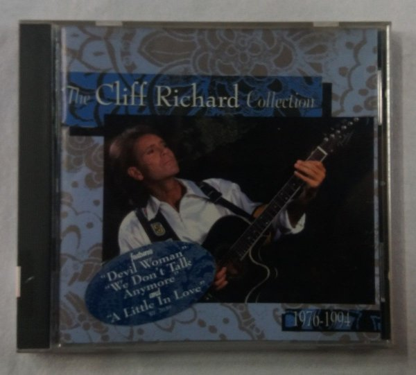 CD The Cliff Richard Collection 1976-94