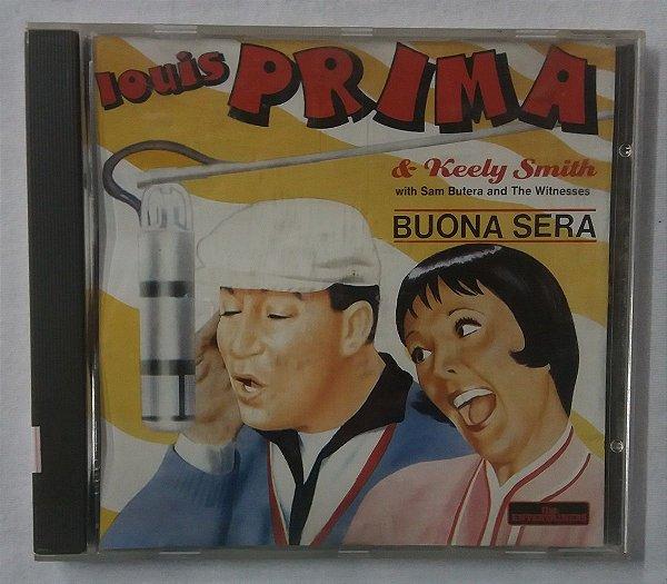 CD Louis Prima & Keely Smith - Buona Sera