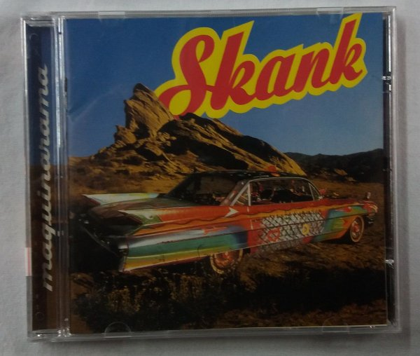 CD Skank - Maquinarama
