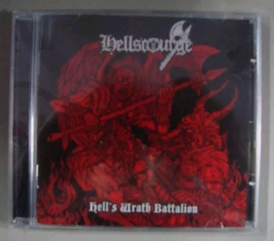 Cd Hellscourge - Hell's Wrath Battalion