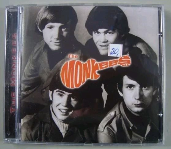 Cd The Monkees - The Monkees