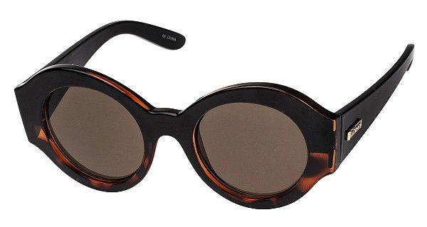 Le Specs Original Sin Preto e Marrom LSP1402198