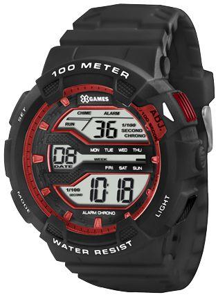 Relógio X-Games XMPPD293 BXPX