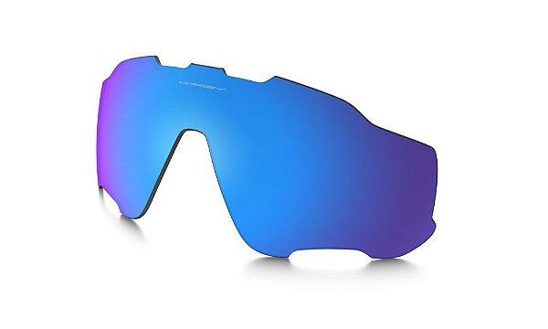 Lente Oakley Jawbreaker Sapphire Iridium