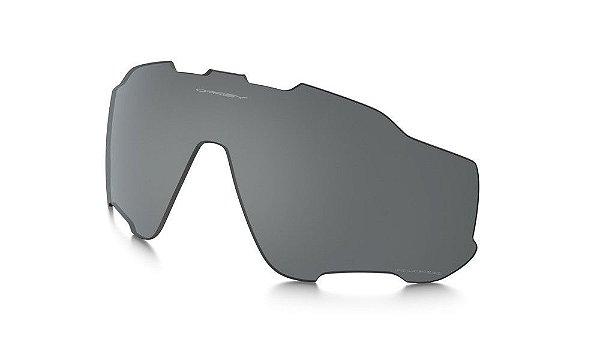 Lente Oakley Jawbreaker Black Iridium Polarized