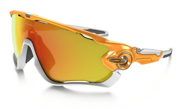 Oakley Jawbreaker Fire Iridium Polarized OO9290-09