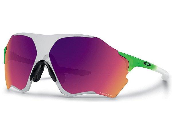 Óculos de Sol Oakley EV Zero Range OO9327-09 Green Fade Collection