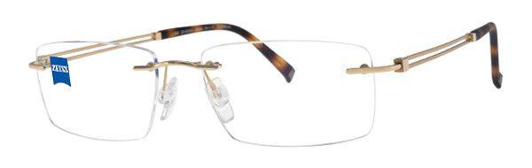 Armação para óculos de grau Zeiss ZS-60002 F010 55