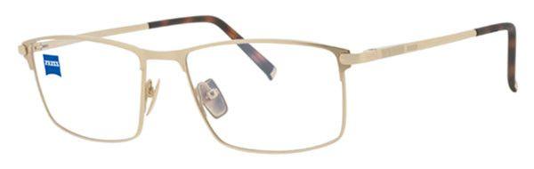 Armação para óculos de grau Zeiss ZS-40006 F010 55