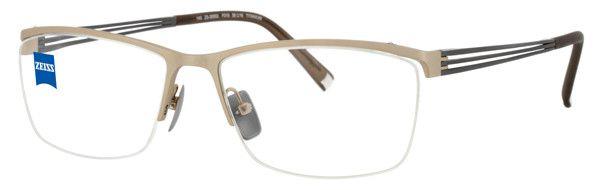 Armação para óculos de grau Zeiss ZS-30002 F019 55