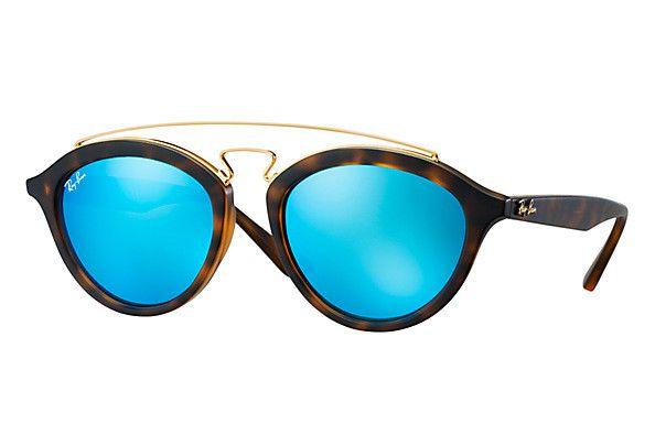 Óculos de Sol Ray-Ban Gatsby Oval RB4257 609255 large