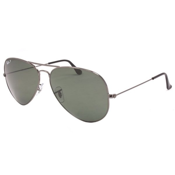 Óculos de sol Ray-Ban Aviador Polarizado RB3025 004/58 58 Médio