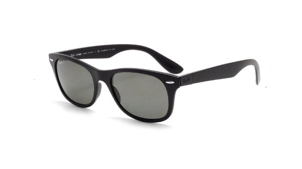 Óculos de sol Ray-Ban New Wayfarer Lite Force Polarizado RB4207 601-S/9A