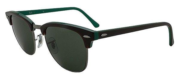 Óculos de sol Ray-Ban Clubmaster Color Mix RB3016 1127
