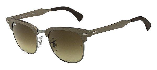 Óculos de sol Ray-Ban Clubmaster Alumínio RB3507 139/85