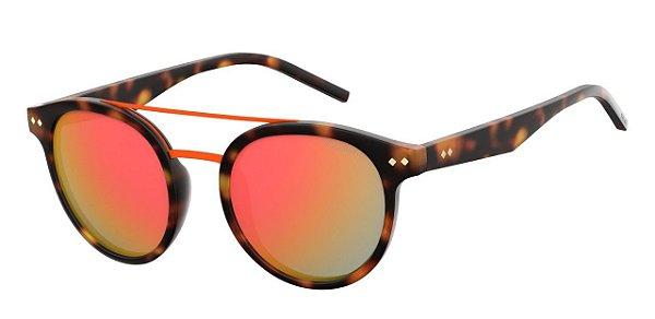 e30809c4b Óculos de Sol Polarizado Polaroid PLD 6031/S N9P OZ - ÓPTICA ALEXANDRE