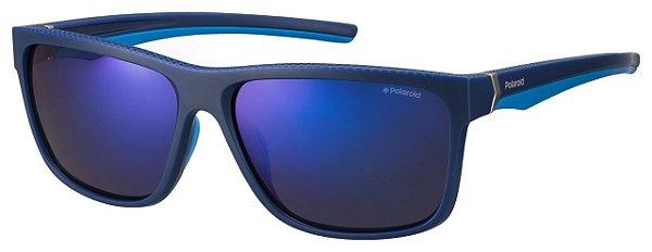 Óculos de Sol Polarizado Polaroid PLD 7014/S ZX9 5X