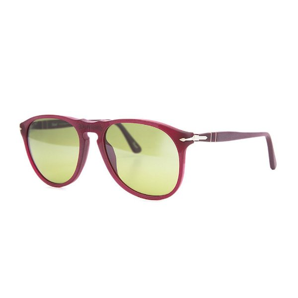 Óculos de Sol Persol Fotocromático Polarizado 649 9021/83 Granato