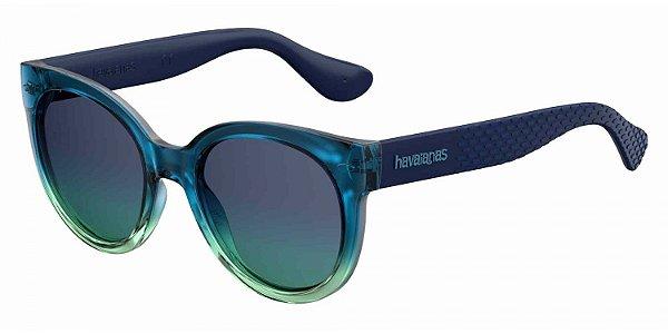 Óculos de Sol Havaianas Noronha M 3UK JF DKgreen Blue