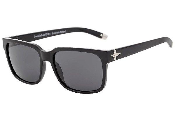 Óculos de Sol Evoke Capo VI A01 Black Shine Gray