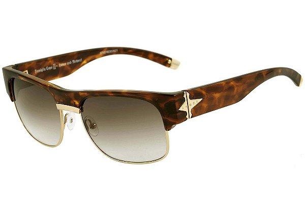 Óculos de Sol Evoke Capo II Turtle Gold Brown Degradê