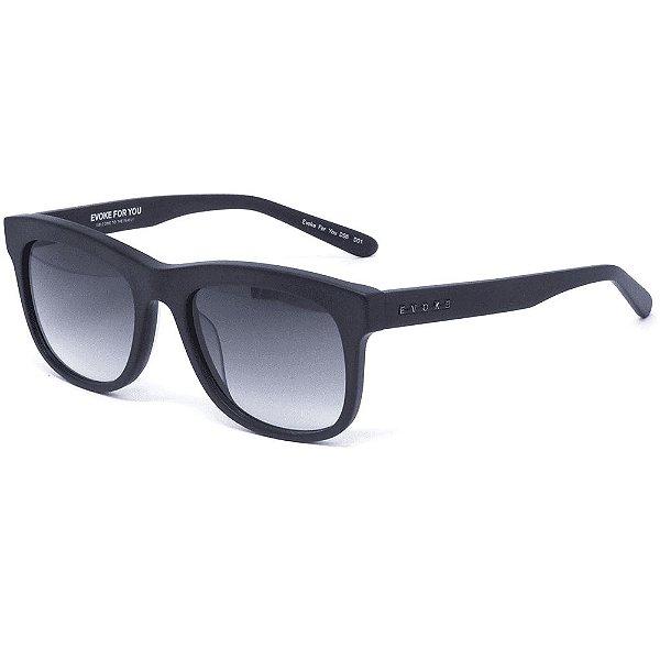 Óculos de Sol Evoke For You DS6 D01 Azul Marinho Fosco Azul Marinho Degradê