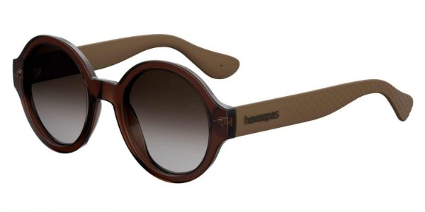 Óculos de Sol Havaianas Floripa M 09Q HA Marrom