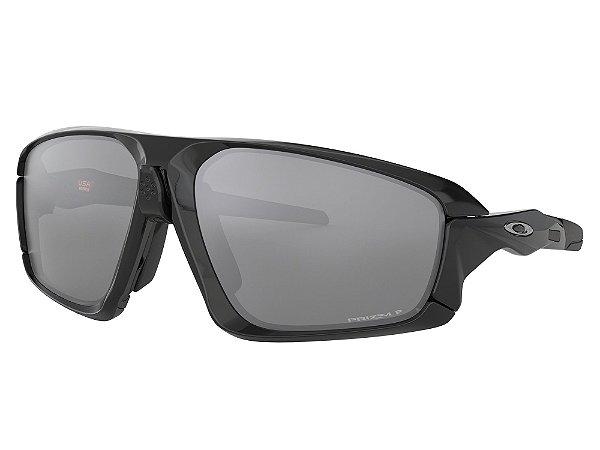 Oakley Field Jacket Polished Black Prizm Black Polarized OO9402-0864