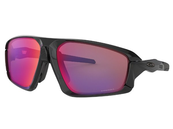 Oakley Field Jacket Polished Black Prizm Road OO9402-0164