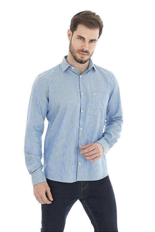 Camisa Business - Azul