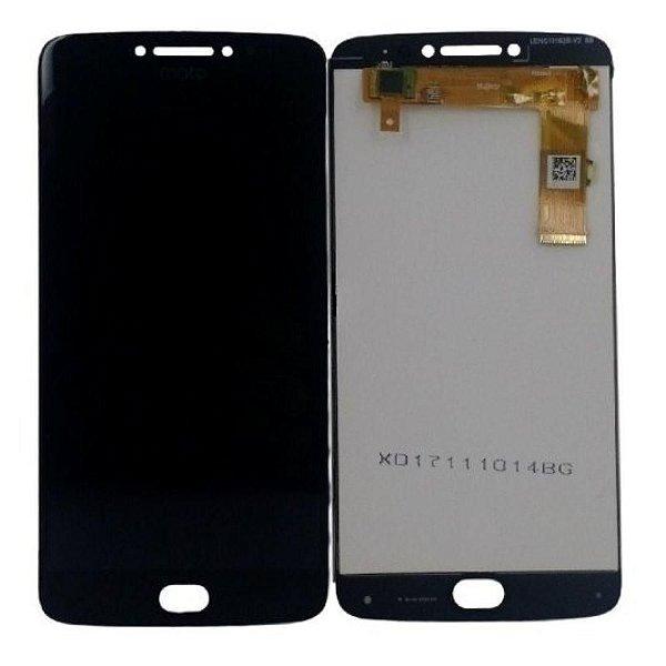 Frontal Tela Display + Touch Moto E4 Plus Xt1773 Xt1770 ORIGINAL