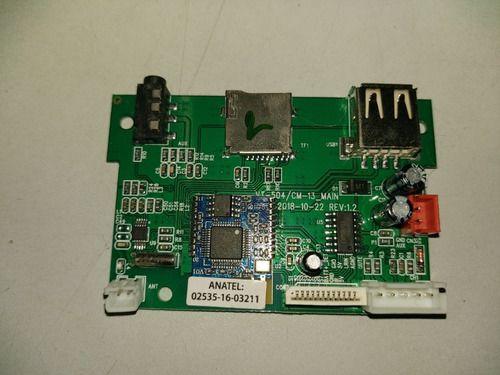Placa Principal Usb Caixa Mondial Modelo Cm-13