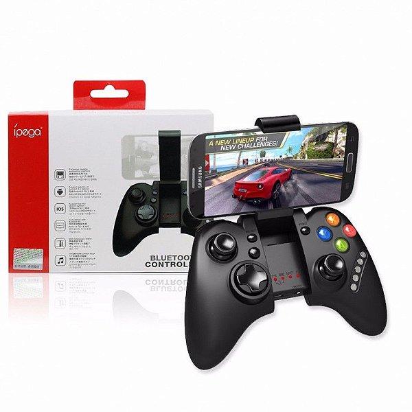 Controle Joystick Ipega 9021 Xbox Android Iphone Smartphone