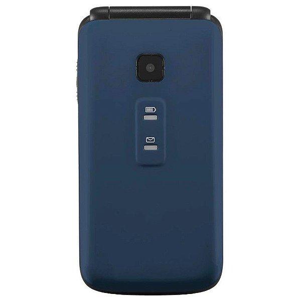 Celular Multilaser Flip Vita Azul P9020 0,3 MP 2 Chips