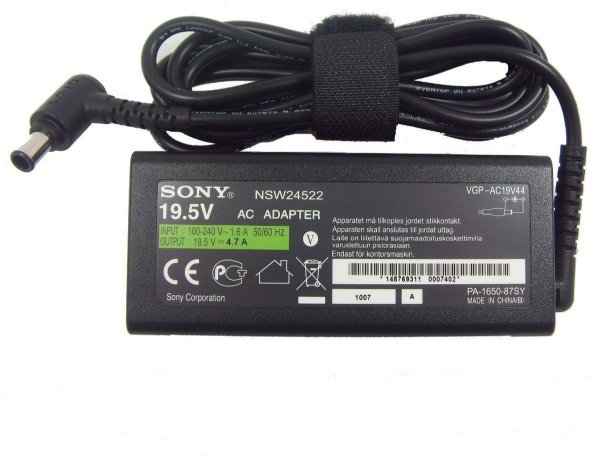 Fonte Notebook Sony Vaio Svf152c29x Adp-45ud 19.5v 2.3a
