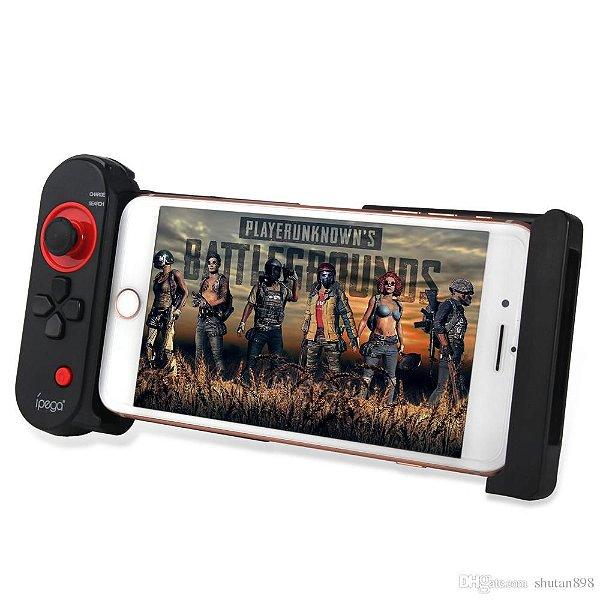 Controle iPEGA PG - 9100 Gamepad Bluetooth - PRETO