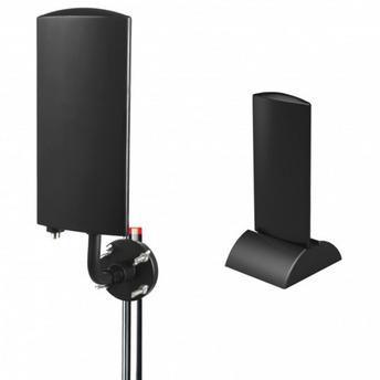 Antena Digital Interna/externa Amplificada Tomate Mta-605