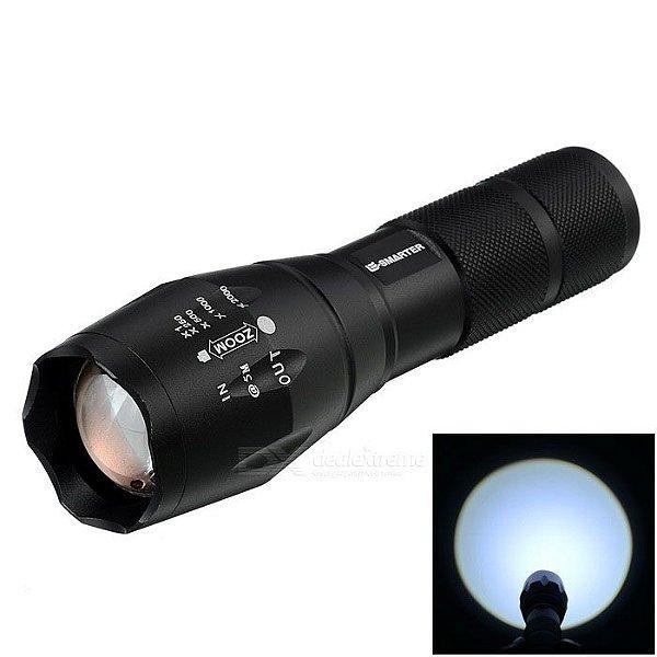 Lanternas Táticas Brancas De 5 Modos Leon-133