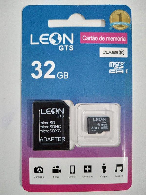 Cartao De Memoria 32 Gb LEON