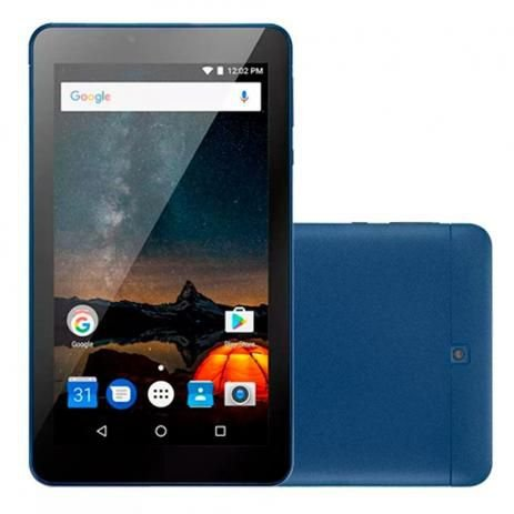 Tablet M7s Plus 8gb 1gb Ram Multilaser Android 7.0